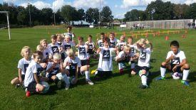 Voetbalschool & mogelijk nieuwe klas