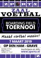 Philipsen Accountants Adviseurs Boarding Field Toernooi Grave 2019 Voetbalschool leden + Introducé 2