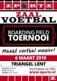 Indoor Boarding Field Toernooi Triangel Lent 2019 Voetbalschool Leden + introducé 1