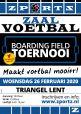 Combinatie Indoor Boarding Field Toernooi 23 December 2019 + 26 februari 2020 Triangel Lent Maakt vo 2