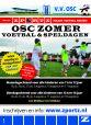 3 x OSC voetbal en spel op maandag of dinsdagochtend 1