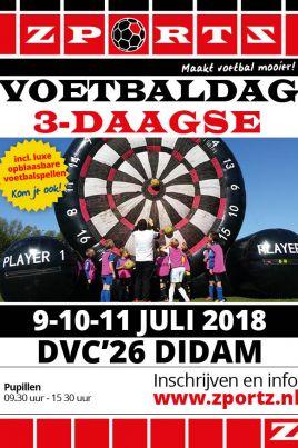 3 daagse DVC'26 juli 9-10-11