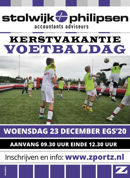 Stolwijk Philipsen voetbaldag EGS'20 woensdag 23 december 2020